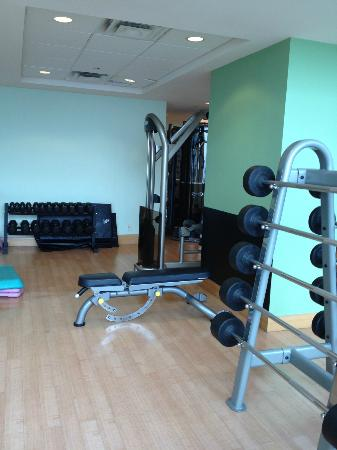 Fallsview Casino Resort: Another view of the gym.