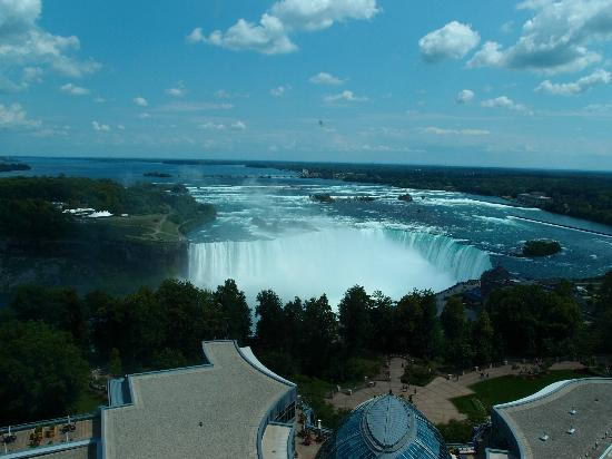 Fallsview Casino Resort: The view to die for.