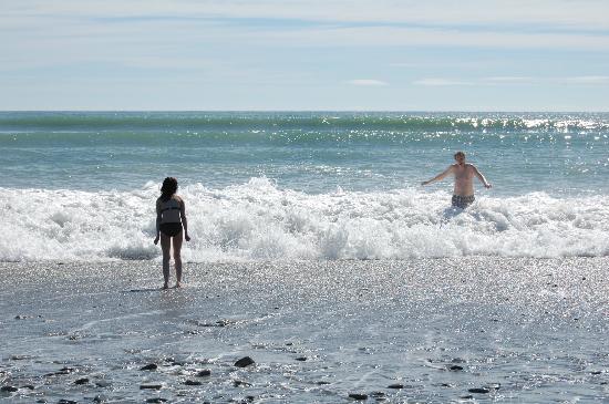 252 Beachside Motels & Holiday Park: à 5 minutes à pieds