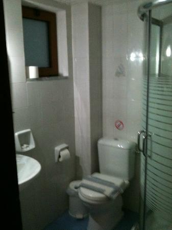 Vallian Village Hotel: salle de bain