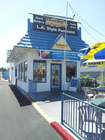 Sammy's L.A. Pastrami