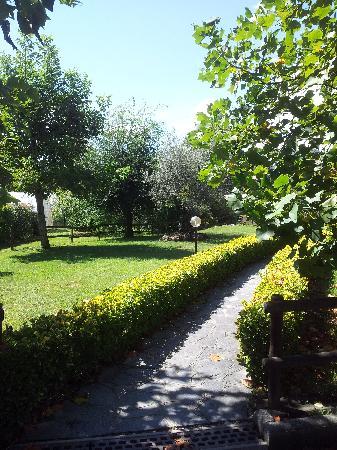 Il Cucchiaio di Legno: Il giardino