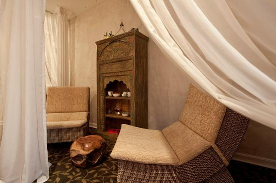 Olive Spa: Relax zone