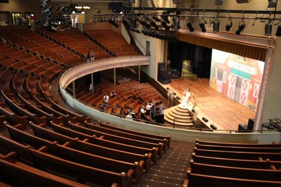Grand Ole Opry Ryman Tours