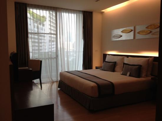 Shama Sukhumvit Bangkok: bedroom
