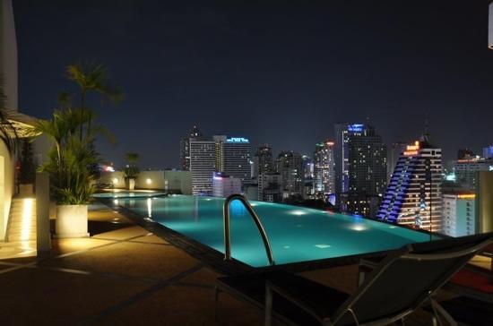 Shama Sukhumvit Bangkok: pool