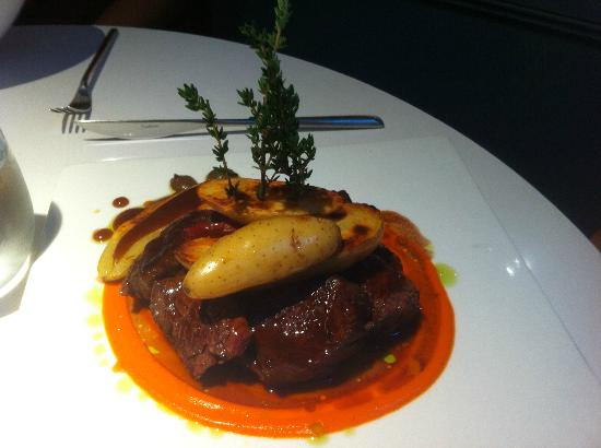 Gastroarte: hanger steak