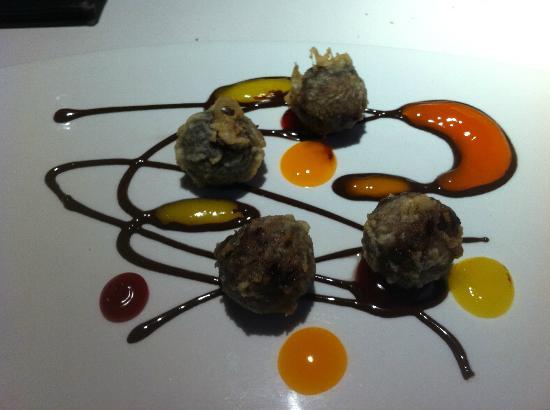 Gastroarte: Chocolate Fritters