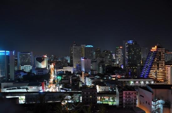 Shama Sukhumvit Bangkok: great view from 18th floor