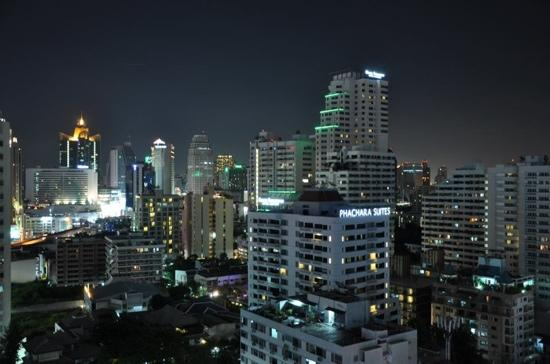 ‪‪Shama Sukhumvit Bangkok‬: great view from 18th floor