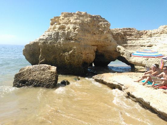 Praia dos Olhos de Agua: Olhos de agua Beach
