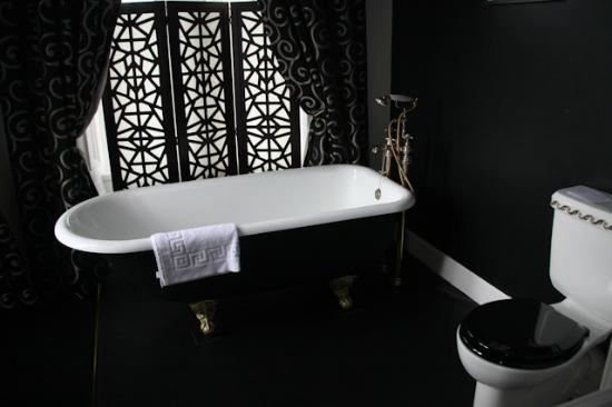 Kilchrenan House: il bagno 