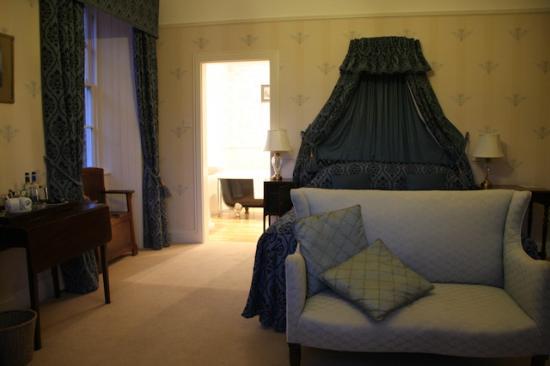 Salen Hotel: la camera