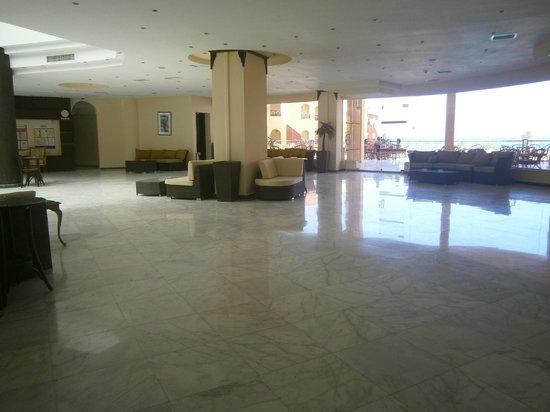 Moon Resort Marsa Alam: la hall