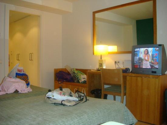 Soldeu, Ανδόρα: Amplia habitación