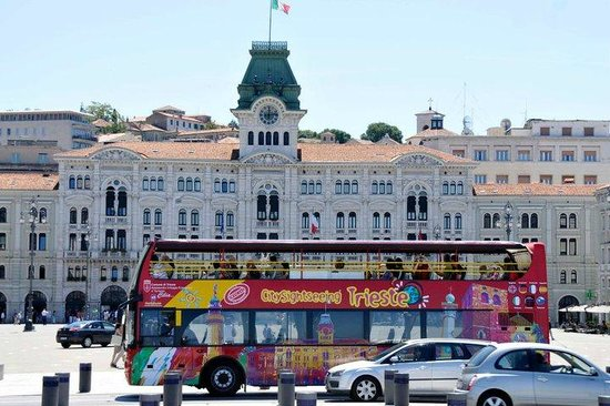 City Sightseeing Trieste