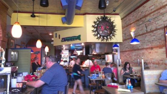 San Pedro Cafe: Inside San Pedro