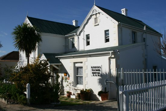 Knysna Manor House : Historical Building