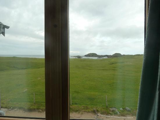 Skerryvore B&B: View from bedroom
