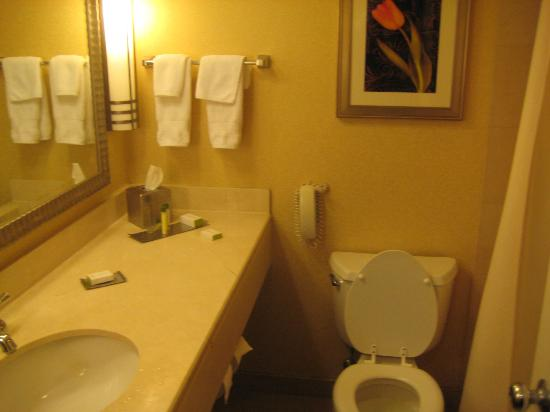 DoubleTree Suites by Hilton Hotel Philadelphia West: Bathroom