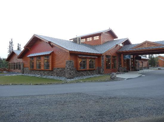 Denali Park Village: Main lobby & resaurant