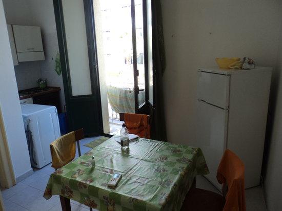 B&B Cortile Calvano: living room