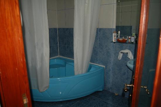 Bucharest Comfort Suites: les WC ne sont pas séparés