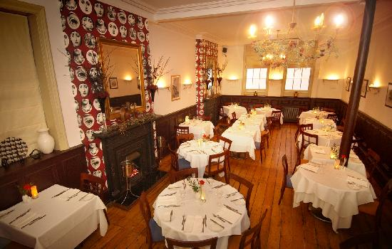 Angelo's Ristorante: Main Dining Room