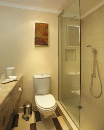 Garden Court O.R. Tambo International Airport: Room with Shower