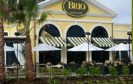 Excellent Light Lunch Menu And Outdoor Seating Review Of Brio Tuscan Grille Frontenac Mo Tripadvisor