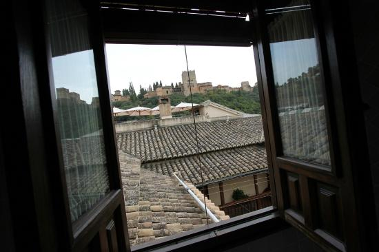 HOTEL CASA MORISCA: View from Mirador Suite