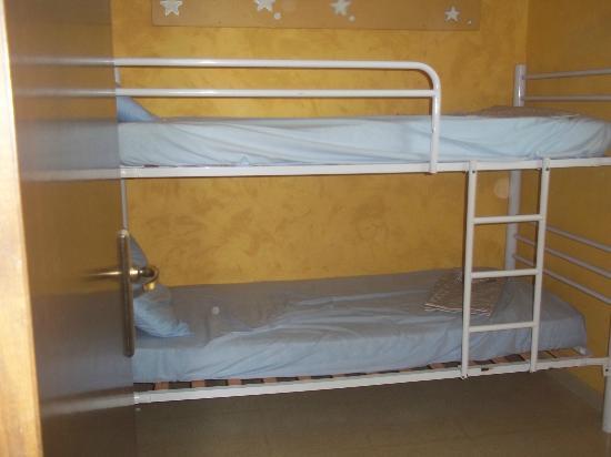 Camping Rubina Resort: chambre