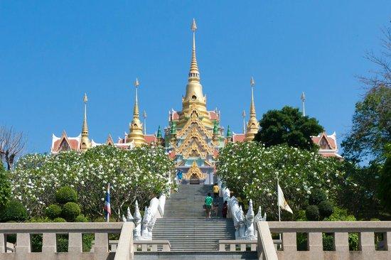 Bang Saphan, Thailand: Wat Tang Sai Temple