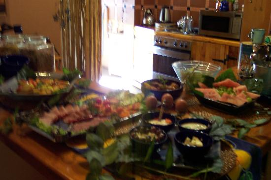 Oakdene Guest House: .....and more breakfast