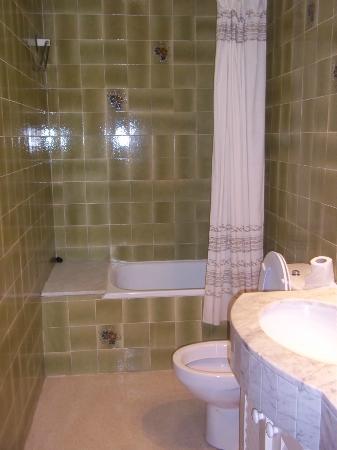 Camping Rubina Resort: salle de bain