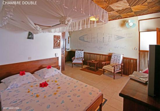 Aviavy Hotel: Chambre double