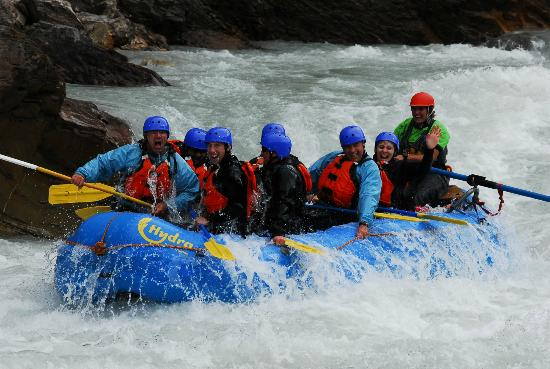 Hydra River Guides: get wet