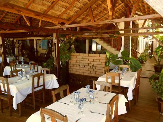 Aviavy Hotel: Restaurant
