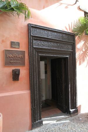 Hammam Al Andalus Granada: Entrance