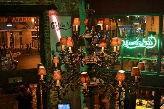 Hotel Orts: Ресторанчик на первом этаже