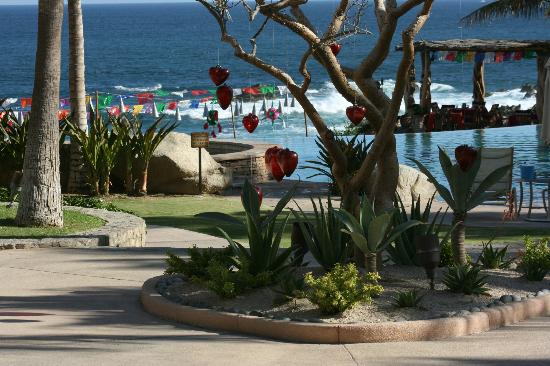 Esperanza - An Auberge Resort : View to the Sea of Cortez