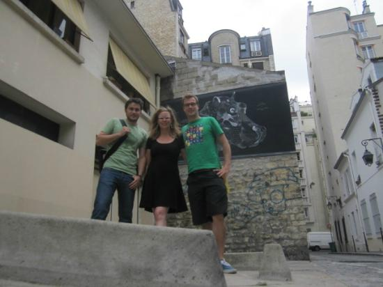 Meet My Paris : End of the tour with Pierre and Trine