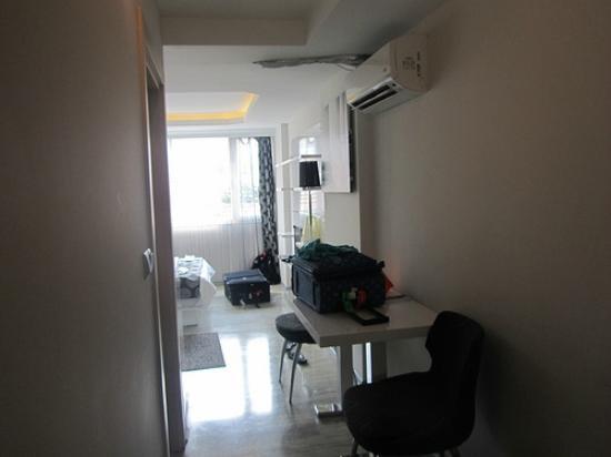 Harbiye Residence: Standard room