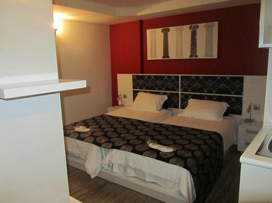 Harbiye Residence: Honeyroom suite bedroom