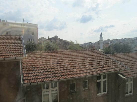 Harbiye Residence: View from standard room