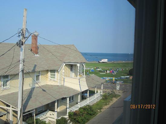 Nashua House Hotel: Ocean view