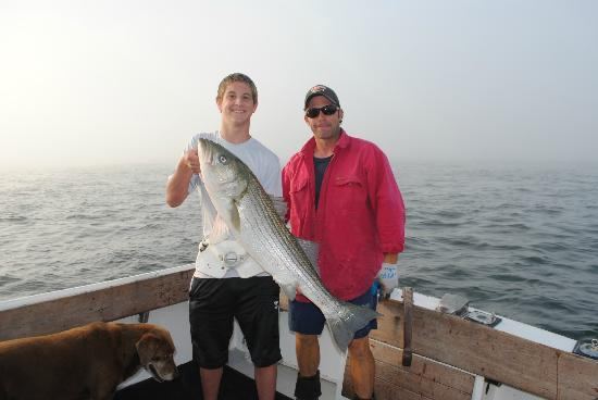 Jail Break Private Fishing Charters : Biggest fish of the day on our trip!