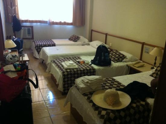 Hotel Rondônia Palace: family room .. 4 ppl