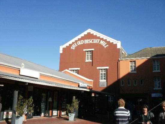 Old Biscuit Mill: This is it!