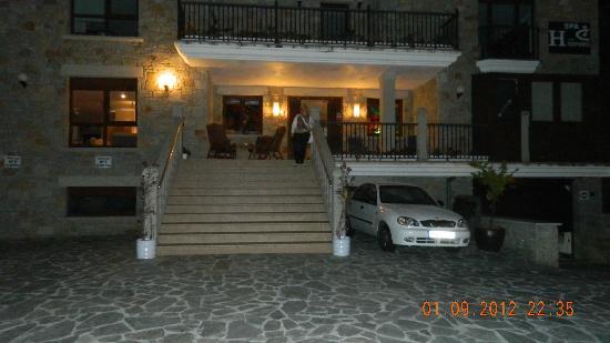 Hotel Spa Casa Conors: Casa Conors